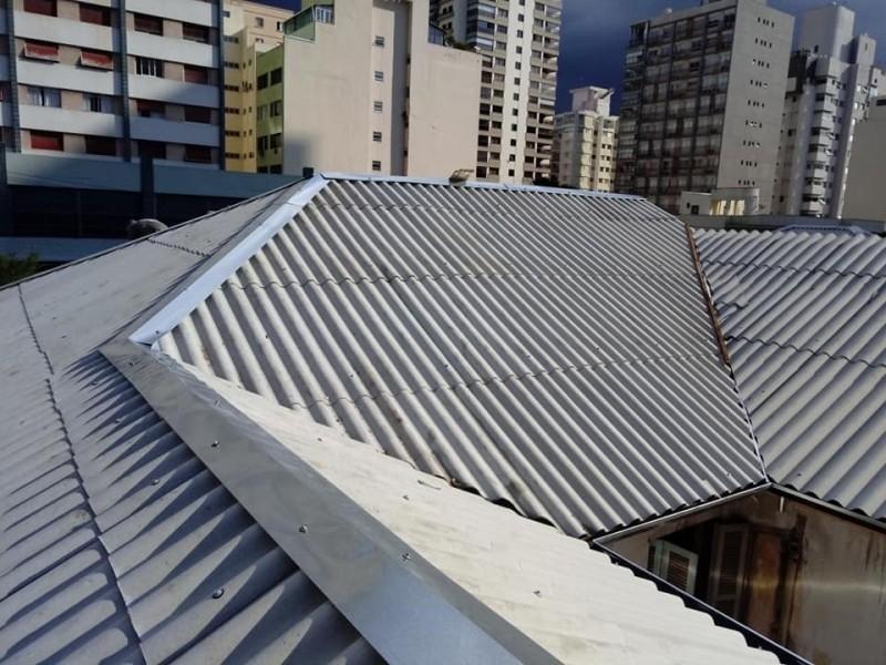 Construção de Telhado para área Vila Socorro - Construção de Telhado Embutido Residencial