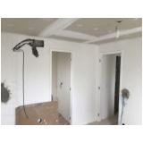 Empresa de Forro de Gesso Detalhado na Chácara Lane - Colocação de Forro Drywall