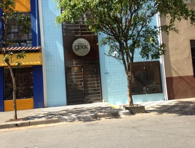 Empresa de Pintura para Fachada Comercial na Vila Eldízia - Pintor Comercial