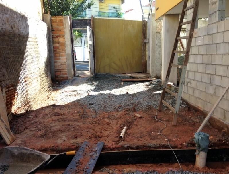 Empresa de Reformas de Casas na Independência - Reforma Residencial no ABC