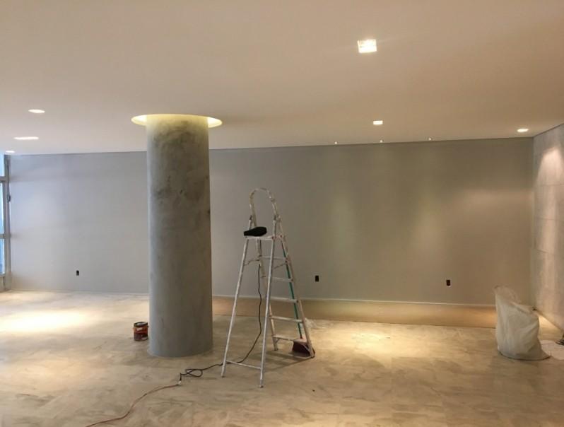Forro de Gesso Acústico em Diadema - Colocação de Forro Drywall