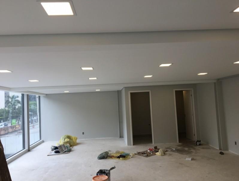 Forro de Gesso Instalação na Vila Sônia - Colocação de Forro Drywall