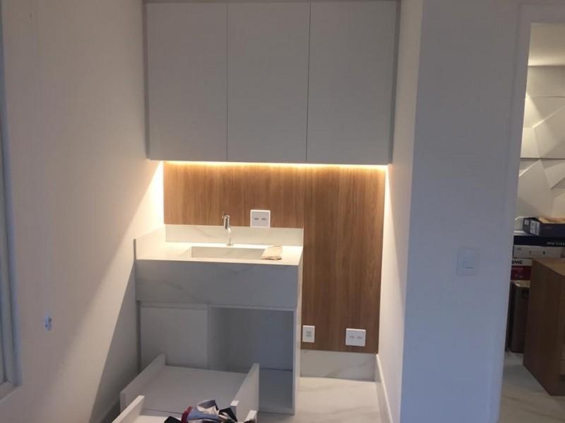 Reforma de Apartamento Novo Parque Gerassi - Reforma Banheiro Apartamento Pequeno