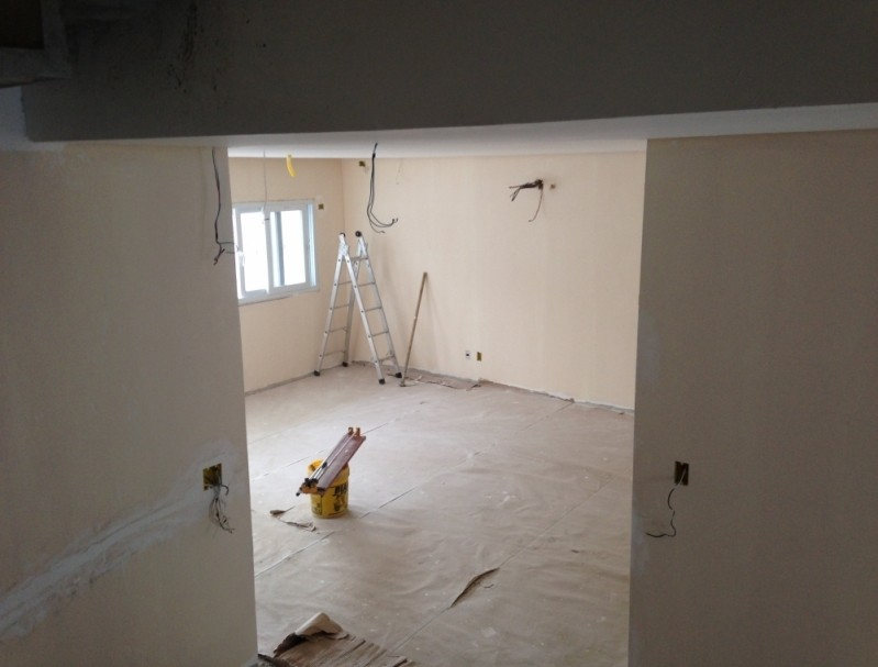 Reformas em Salas Comerciais em Sp em Panamby - Reformas em Condomínios Residenciais