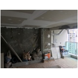 colocação de forro drywall