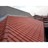 construção de telhados de alumínio Vila Alzira