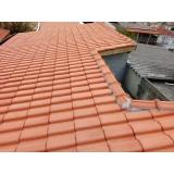construção de telhados de zinco