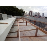 construção telhado de madeira Vila Alexandrina