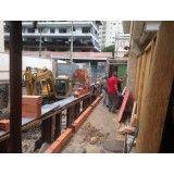Construtora obra na Vila Camilópolis