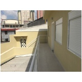 corrimão para área externa preço em Interlagos