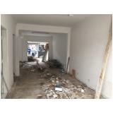 demolição de concreto preço na Vila Facchini