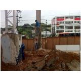 demolição de fábrica na Santa Paula