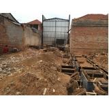 demolição de grande porte preço em Raposo Tavares