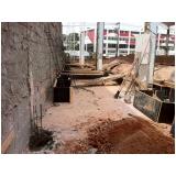 demolições manuais na Vila Ipê