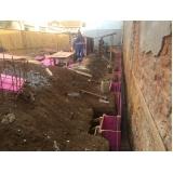 demolições manuais no Brooklin Velho