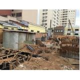 demolidora de concretos na Vila São José