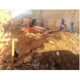 demolidora industrial na Vila Salete