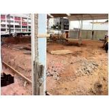 demolidora industrial no Bixiga