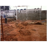 demolidoras de prédios no Jardim Vila Rica