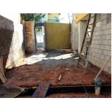 desmontagem de galpões no Paraíso do Morumbi