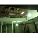 desmontagem industrial na Vila Roli