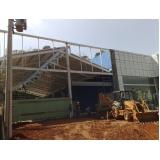 empresa de demolição de fábrica na Vila Apiay