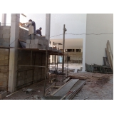 empresa de demolidora de edifícios no Parque Novo Mundo