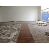 empresa de demolidora e construtora Vila Noca