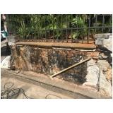 empresa de impermeabilização de gesso para paredes enterradas Raposo Tavares