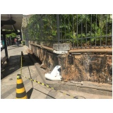 impermeabilização de gesso para paredes enterradas na Vila Guaraciaba