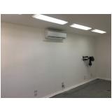 instalação elétrica aparente externa Vila Pires