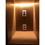 instalação elétrica de casas