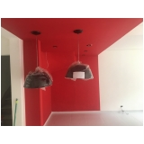 instalação elétrica para ar condicionado Anália Franco