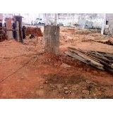 Onde achar uma empresa de demolição na Santa Paula