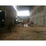 Onde encontrar empresas de demolição na Vila Valparaíso