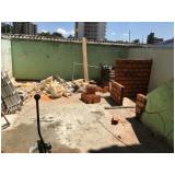 onde encontrar serviço de demolição Bairro Jardim