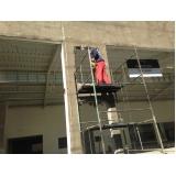 pintura para fachada comercial na Olímpico