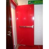 porta corta fogo acústica preço no Pacaembu