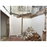 quanto custa demolição de concreto Santa Maria