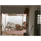 quanto custa demolição de prédio Vila Zélia