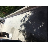 quanto custa impermeabilização de gesso para paredes na Chácara Monte Alegre