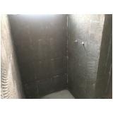 quanto custa impermeabilização para paredes internas em Quinta da Paineira
