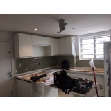 reforma de apartamento 70m2 Vila Miranda