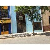 Reforma de comércio na Vila Matias