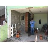 serviço de demolição para decoração em sp Itaquera
