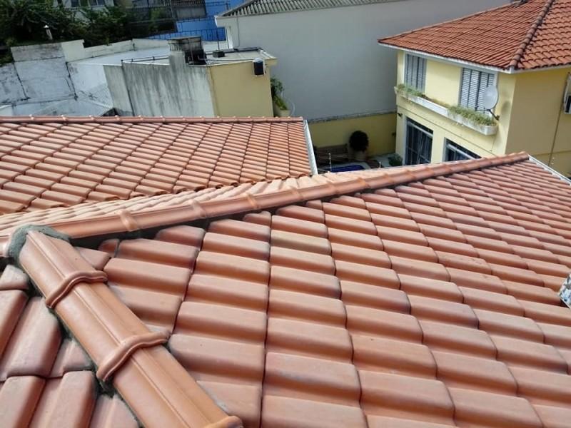 Construção de Telhado de Madeira Vila Jabaquara - Construção de Telhado para área
