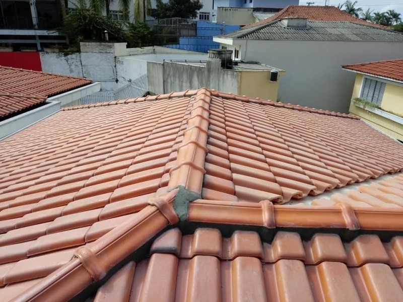 Construção de Telhados de Zinco Vila Canaã - Construção de Telhados de Madeira
