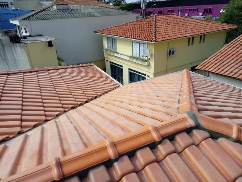 Construção Telhado Residencial Chácara Japonesa - Construção de Telhados de Zinco