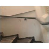 Corrimão de Aço Inox Preço na Vila Formosa - Instalação de Corrimão em Escada