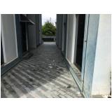 Corrimão de Alumínio Preço Jardim Magali - Corrimão para área Externa